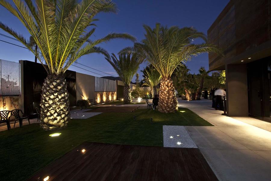 Quinta lacy sal n de bodas banquetes eventos sociales for Jardines con palmeras