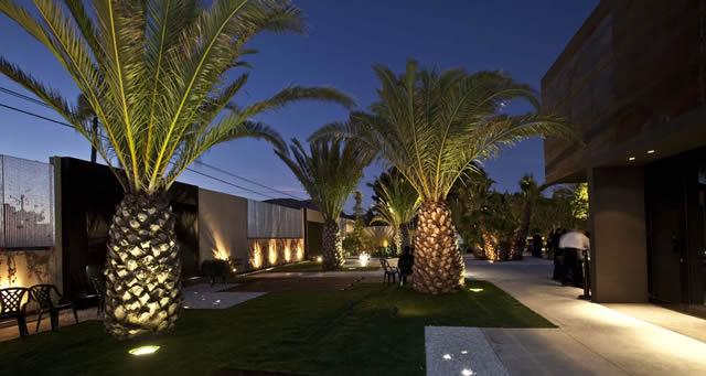 Bienvenidos quinta lacy sal n de bodas banquetes for Jardines de casas quintas